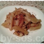 рецепт, мультиварка, как приготовить, як приготувати, запечена картопля з гірчицею, печеный картофель с горчицей, зерна гірчиці, зерна горчицы