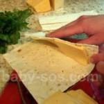 лаваш з сиром, рецепт, лаваш с сыром