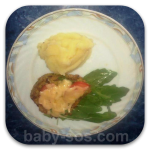 м'ясо по-французьки, відбивні в духовці, рецепт