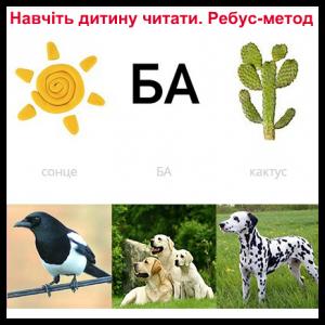 ребус метод українською