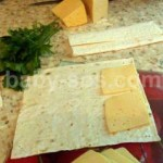pita with cheese, recipe, pita bread with cheese