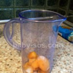 milk shake, ice cream and peach, recipe, peach milkshake