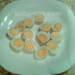 salad, breakfast Caprese, recipe, with quail eggs