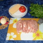 chops in the oven, recipe