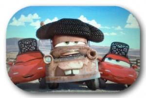Sirnik matador, audiokazka, listen for free, METRO matador, wheelbarrow, Cars Toons