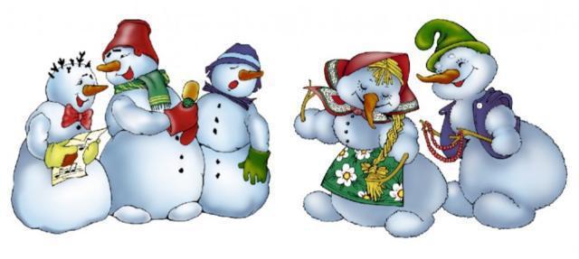 Glade Snowman