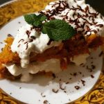 carrot PP pie, pp dessert, carrot cake, pp recipe