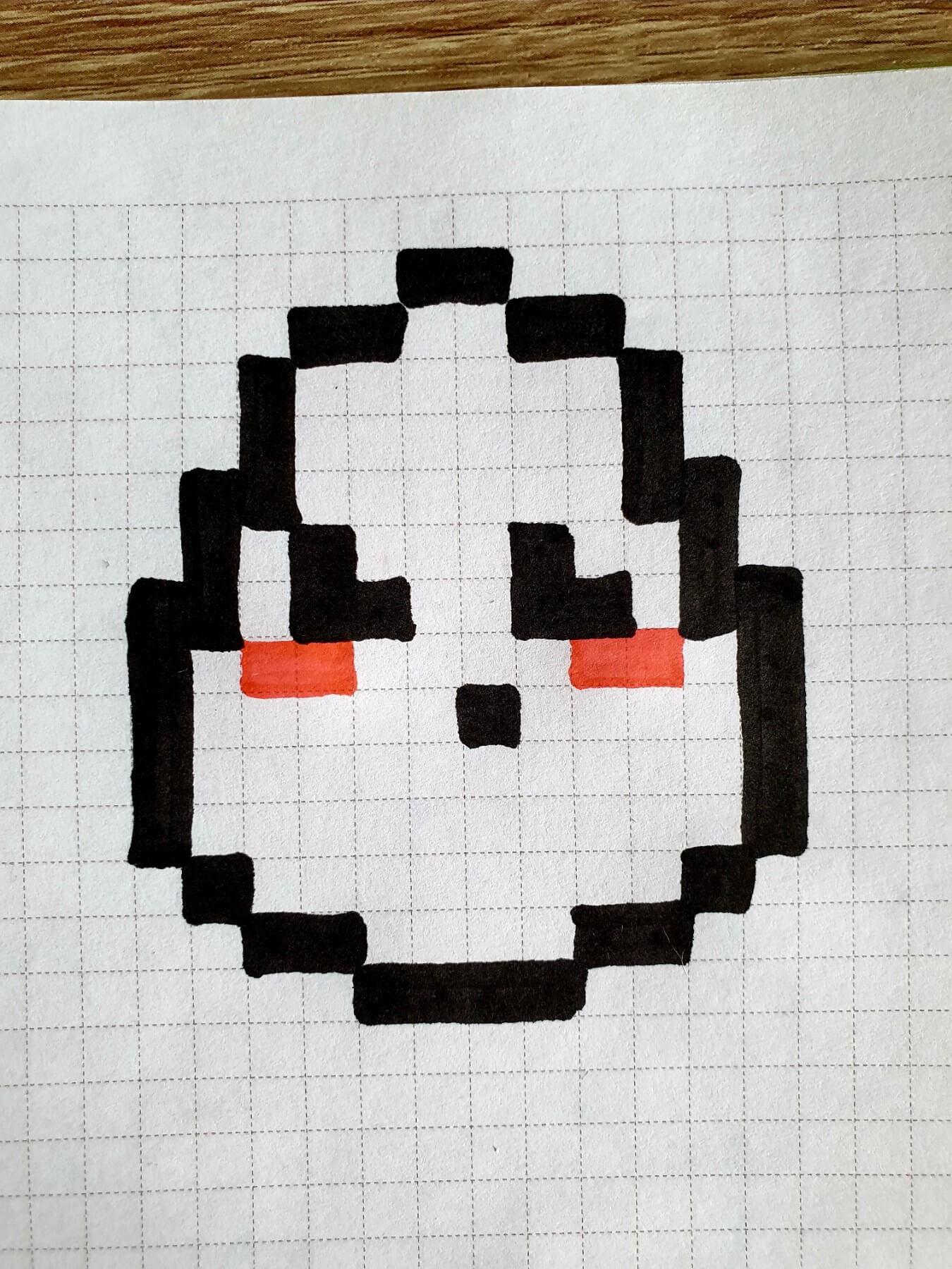 кіндер, малюнки по клiтинкам, рисунки по клеточкам, pixel art, писксельные рисунки