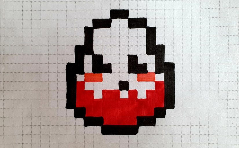 Кіндер сюрприз (Pixel art)